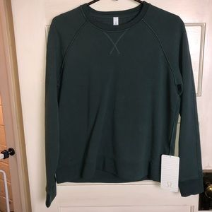 NWT Lululemon crewneck sweatshirt